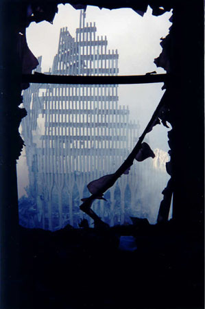 WTC piece through brkn window.jpg